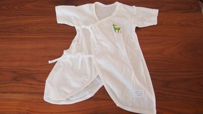 【もらって嬉しかった出産祝い】ベビー服ギフトは敢えて肌着にするのがオススメです