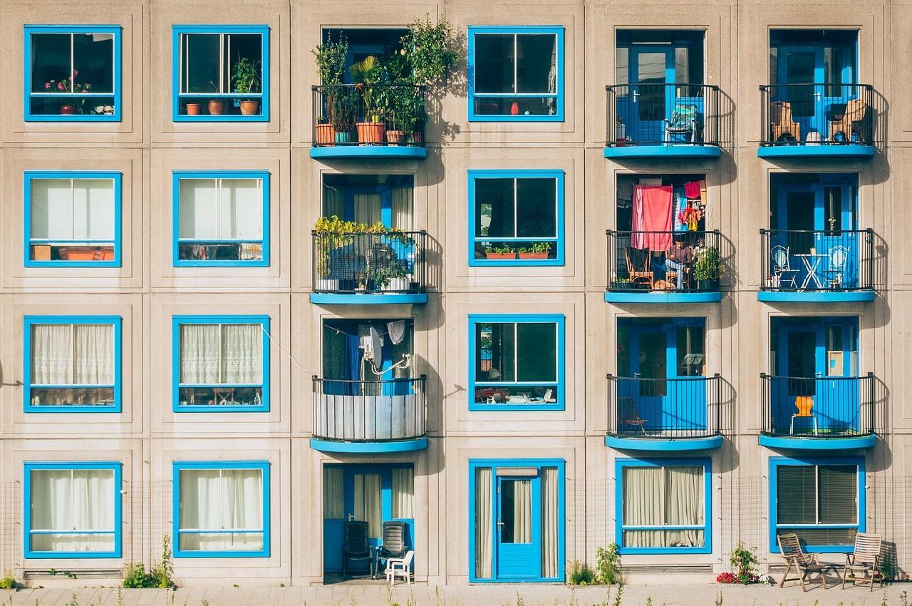 マンションは一戸建てよりいいなと思うこともある