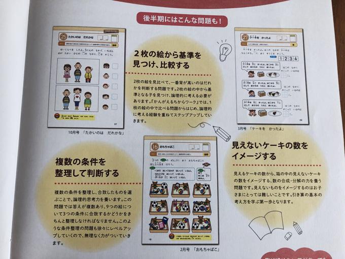 Z会幼児コースの教材口コミ